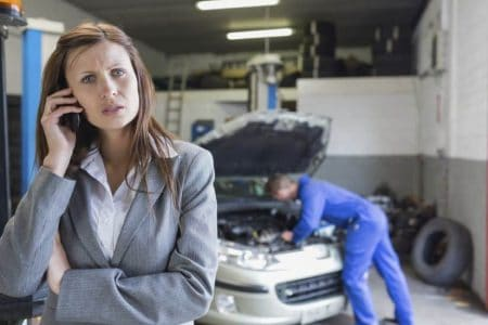 Gewährleistungsrechte beim Autokauf