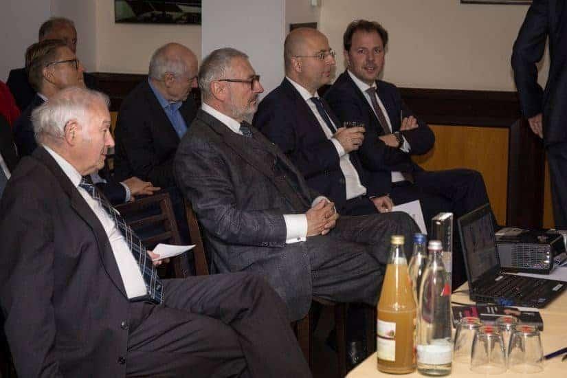 Vortrag Gregor Samimi bei der Roland Rechtsschutzversicherung