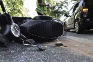 Schadensersatz-Motorroller-Moped-Motorrad