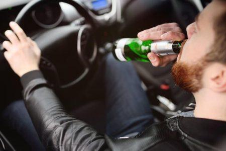 Alkohol am Steuer wird oft unterschätzt.