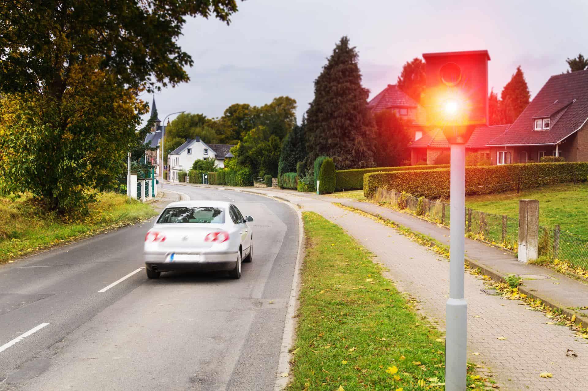 Blitzer Ich Wurde Geblitzt Anwalt Verkehrsrecht Berlin
