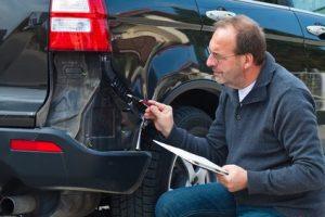 Auch kleine Schäden können eine teure Reparatur bedeuten-
