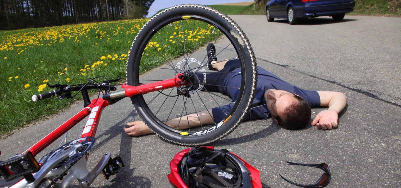 Verkehrsunfall mit fahrlässiger Tötung.