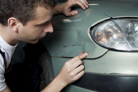 Eine Reparatur kann teuer werden,.