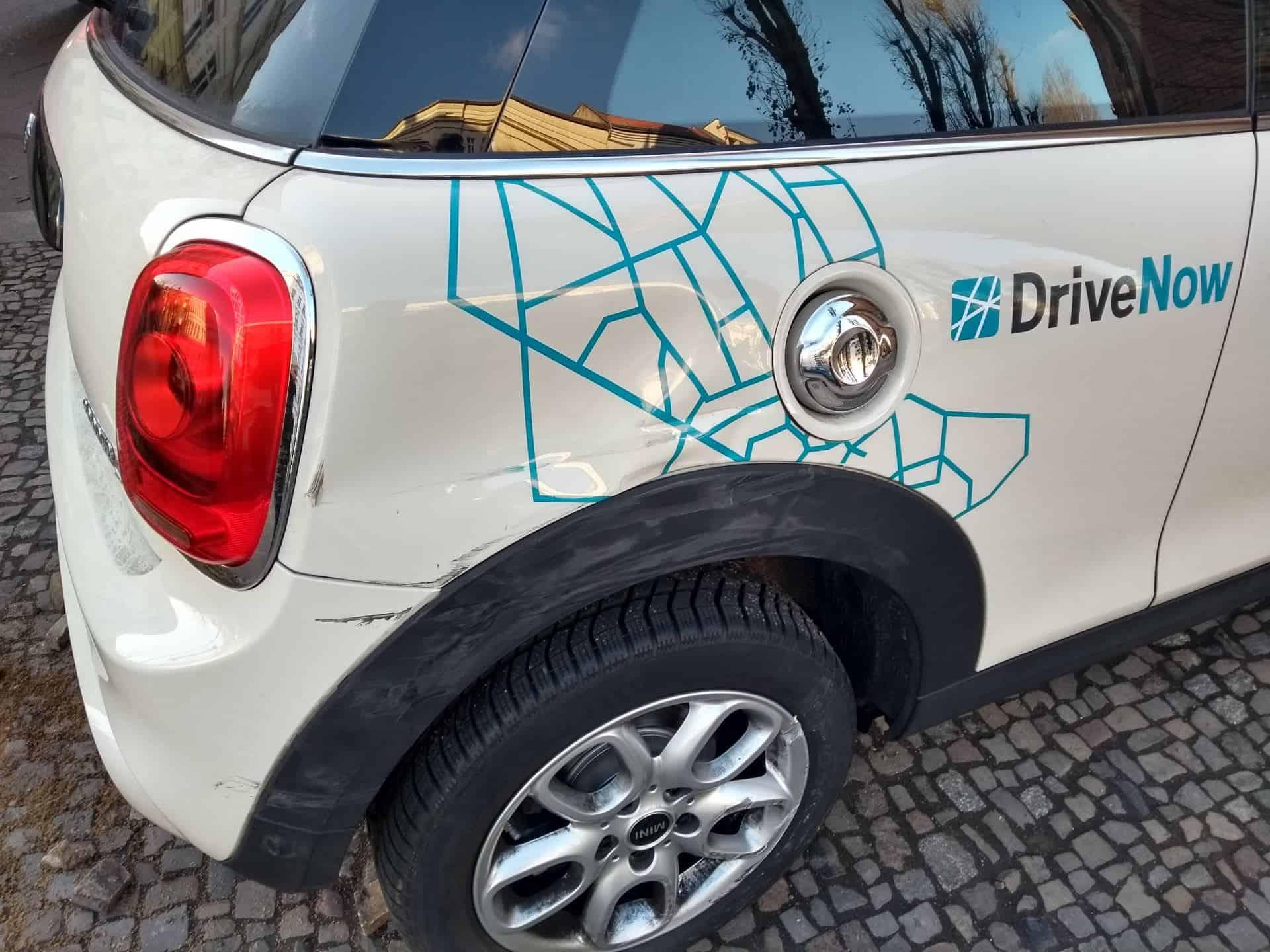 "Carsharing: – ""Schäden am Fahrzeug immer melden!"" Anwalt | Berlin"