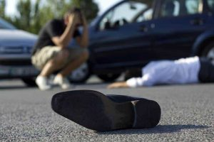 Ein Verkehrsunfall mit fahrlässiger Körperverletzung