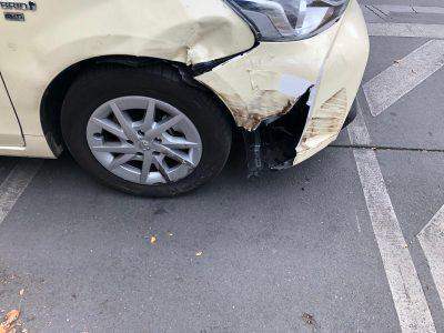 Wertminderung nach Schaden bei Verkehrsunfall