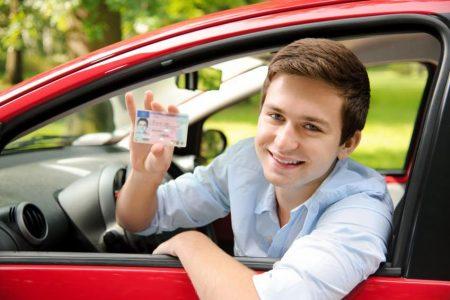Eine Einteilung erfolgt in Führerscheinklassen.