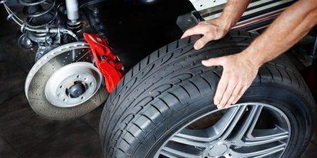 Richtige Verwendung von Reifen vermeidet Verschleiß.