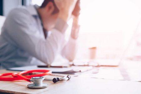Physische Erkrankungen können zu einer Berufsunfähigkeit führen