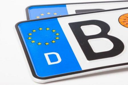 Kennzeichen - Anfrage beim Zentralruf der Autoversicherer