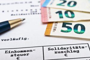 Steuerhinterziehung: Hilfe vom Anwalt