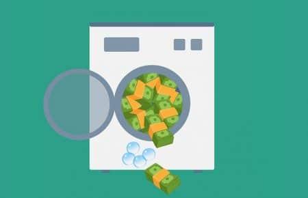 Vorwurf der Geldwäsche