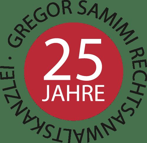 25 Jahre Rechtsanwaltskanzlei Samimi