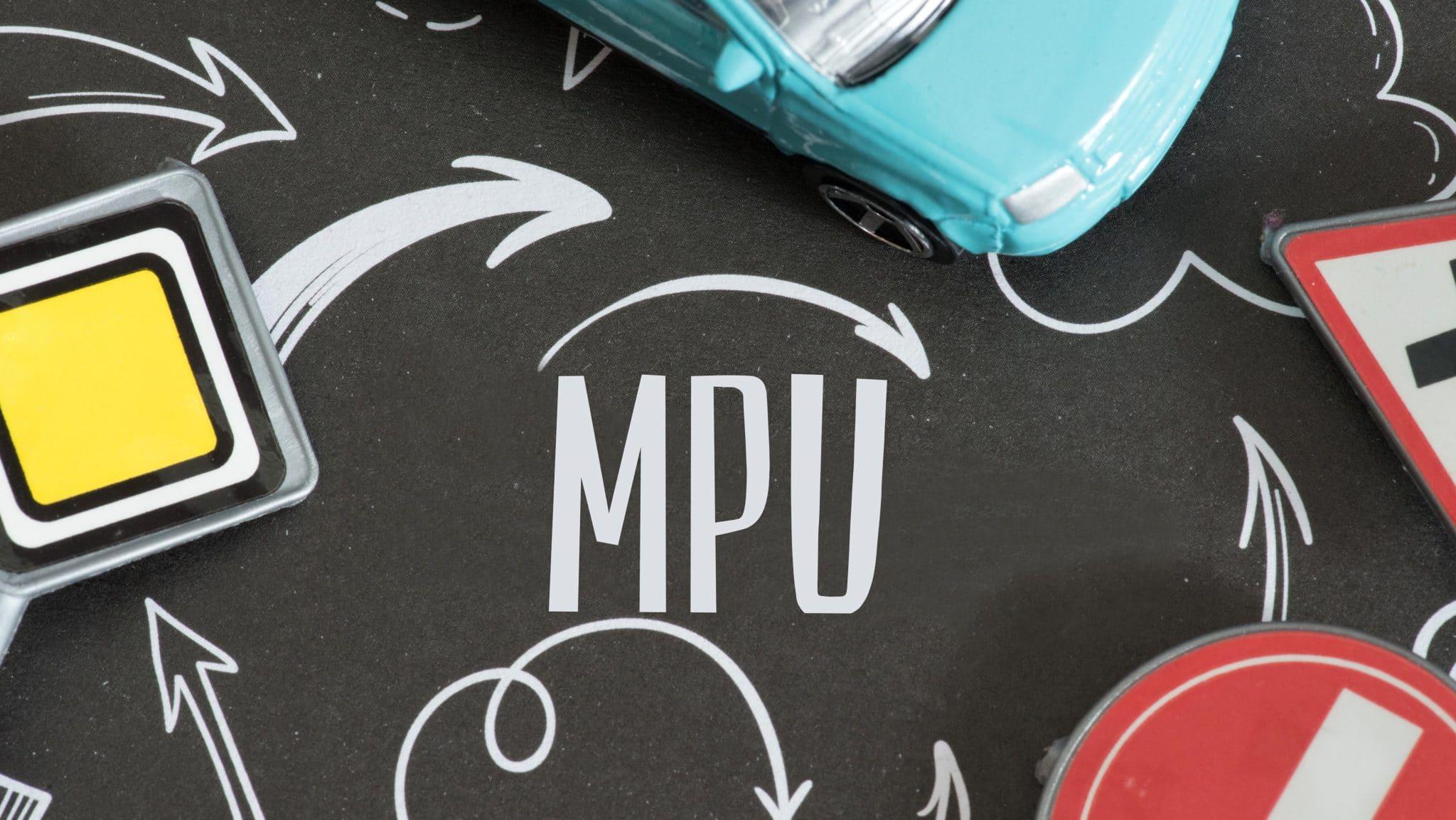 MPU Medizinisch-Psychologische-Untersuchung Idiotentest