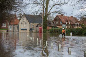 Flooding - North Yorkshire - United Kingdom